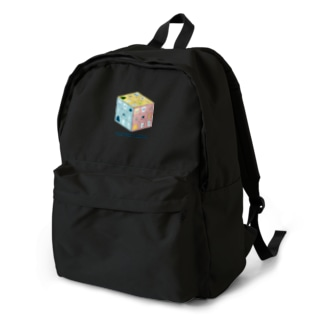 TealBlueItems _Cube COMPLETE Ver. Backpack