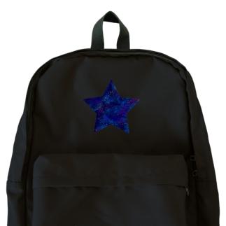 星の中の宇宙 Backpack
