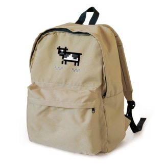 pixel cow Backpack