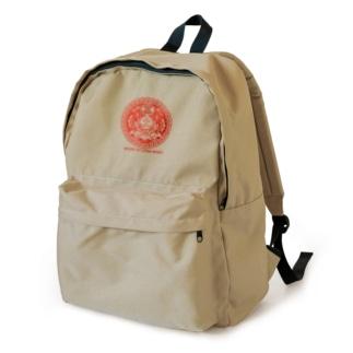 冥土印 朱 Backpack