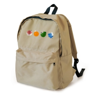 もぎたて4連 Backpack