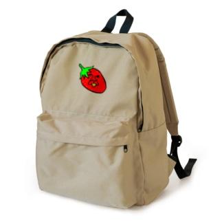 イチゴのかずや Backpack