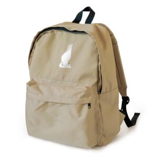 しろくまヨガA Backpack