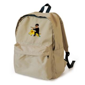 関係ないね Backpack