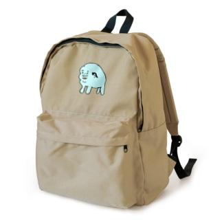 ハゲに抵抗する生き物 Backpack