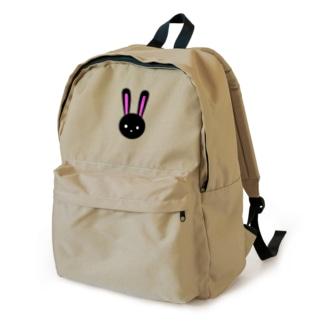 黒うさちゃん Backpack