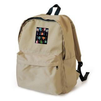 サイケ🎸ギター Backpack