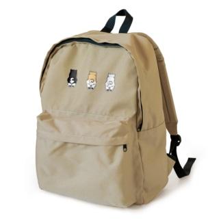 幼児体型しばいぬ Backpack