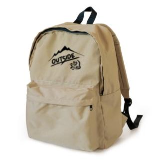 OUTSIDE魂 Backpack