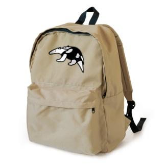 乗ってるミナミコアリクイリュック Backpack