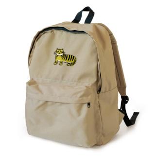 うろ覚えのトラ Backpack