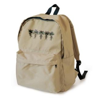 まんどらごらず(整列) Backpack