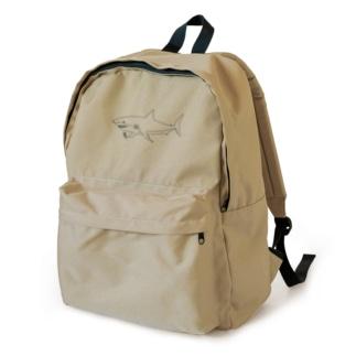 優しいサメ Backpack
