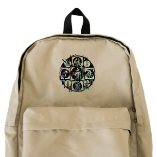 金剛種子曼荼羅 Backpack