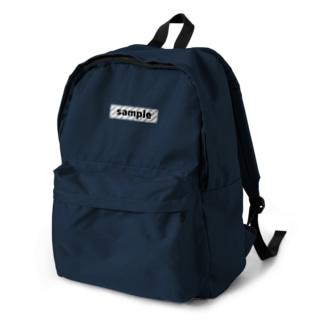 サンプル Backpack
