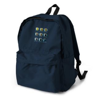 Roasted coffee Backpack