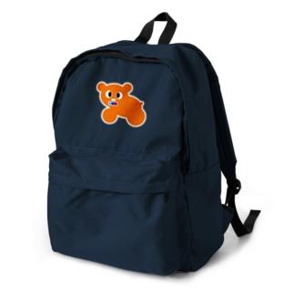 クるマくん Backpack