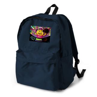 DJくまお Backpack