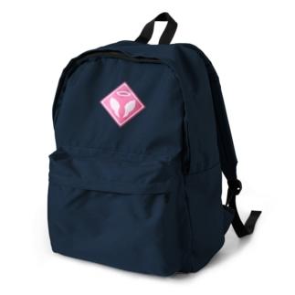 天使出没注意 Backpack