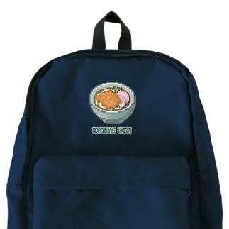 キツネウドン_2 Backpack