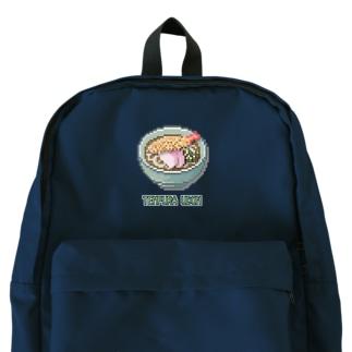 テンプラウドン_2 Backpack