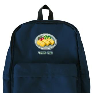 タマゴヤキ_2 Backpack