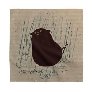 かしこい、どぶネズミ(雨) Bandana