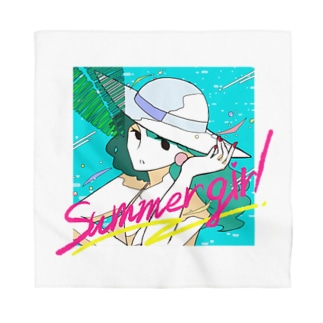 summer-girl Bandana