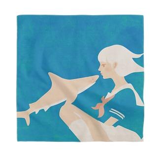 彼女はサメが好き\Pick upしてもらった!/ Bandana