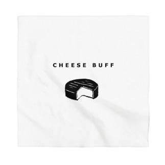 CHEESE BUFF<チーズ愛好家> Bandana