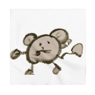 ネズミ。 Bandana