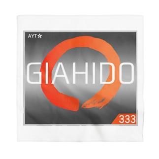 GIAHIDO AMD RYZEN風 Bandana