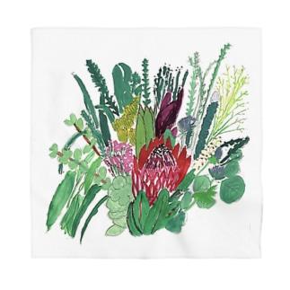 bouquet Bandana