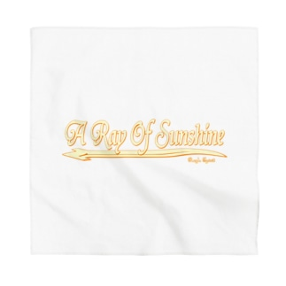 A Ray Of Sunshine Bandana