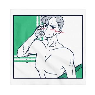 電話の相手(素直になれなくて編) Bandana