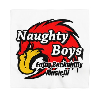 Naughty Boys  フルカラーキャラ Bandana