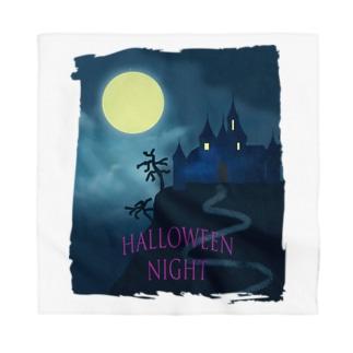 Halloween night Bandana