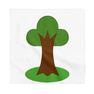 ぷくの木 Bandana