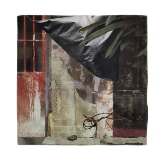 NAZONAZO-Storeの入院日記⑦廃墟 Bandana