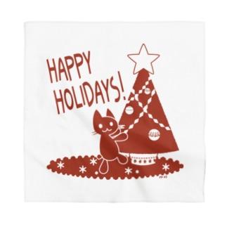 Happy Holidays! Bandana