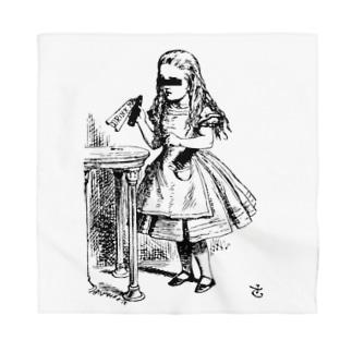 Mad Hatter's Shopの少女A Bandana
