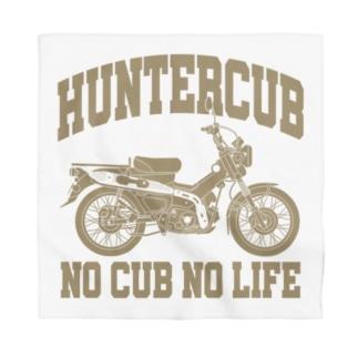 HUNTER CUB Bandana