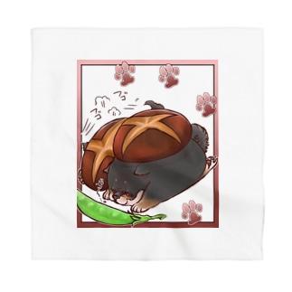 椎茸の煮たん Bandana
