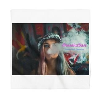 Smoke Girls 01 Bandana