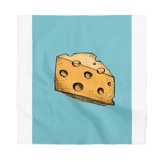 チーズ。 Bandana