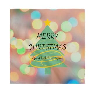【限定1個】メリークリスマス! Bandana