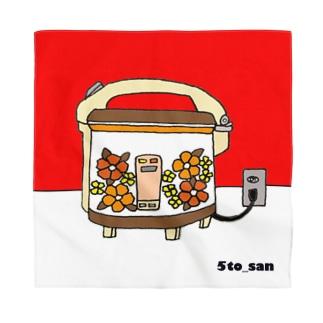 昭和の炊飯器 Bandana