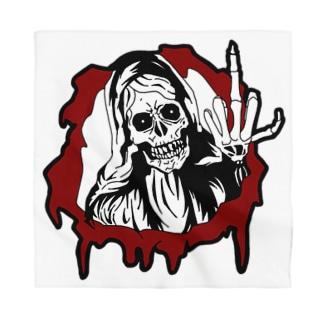 skull マリア Bandana