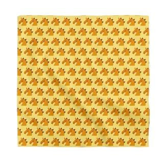 メニメニオグサン 黄色 Bandana