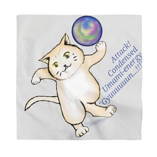 猫 凝縮エネルギー弾 Bandana
